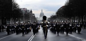 An image of a marching band
